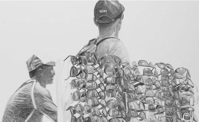 """La artista colombo francesa presenta su exposición """"Ambulantes"""" en Bogotá"""
