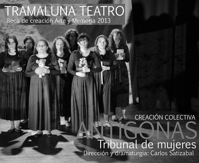 La historia de las Madres de Soacha en el Festival Iberoamericano de Cádiz (España)