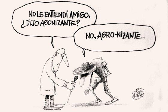Agro-nizante….
