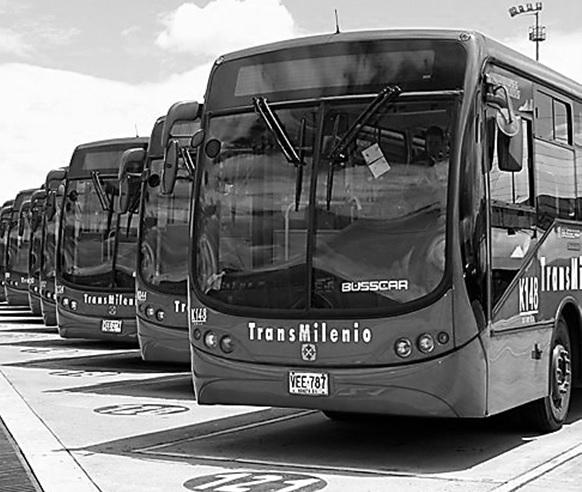 TransMilenio renovará su flota en 2018