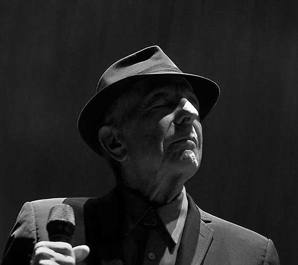Leonard Cohen, el encantador de serpientes