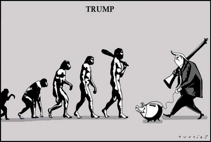 Trump…