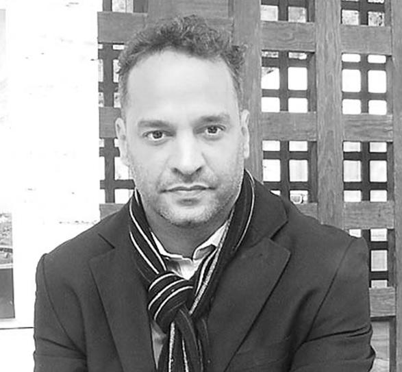 El director cubano Jonal Cosculluela