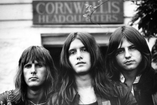 Emerson, Lake and Palmer, un supergrupo de música apabullante.