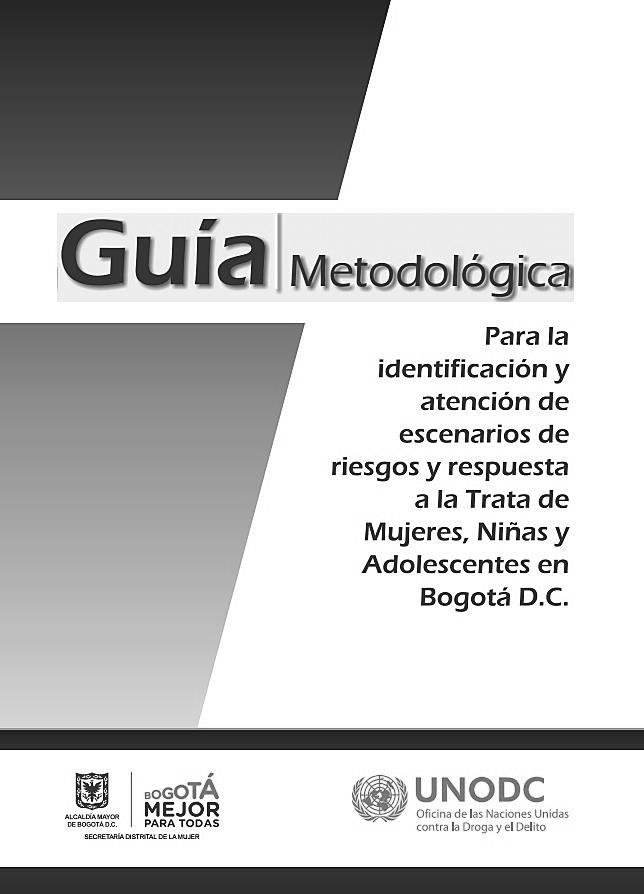 Bogotá estrena guía sobre trata de mujeres, niñas y adolescentes