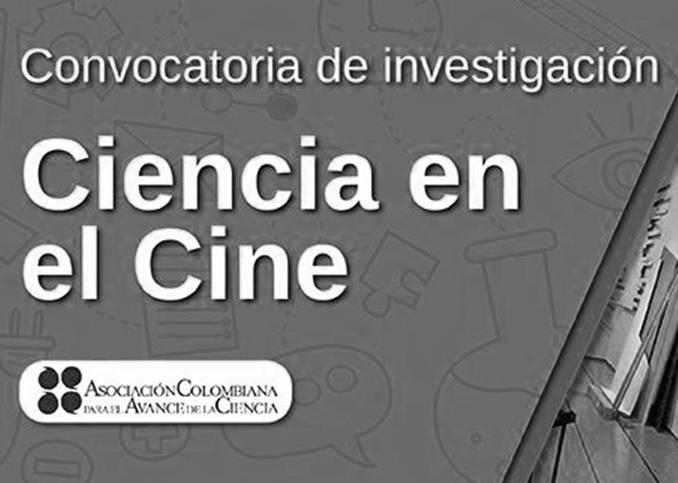 """Abierta la convocatoria-foro """"Ciencia en el cine"""""""