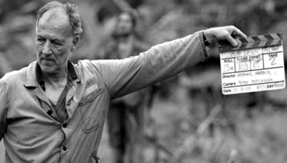 El director de cine alemán Werner Herzog aconseja a cineastas en Cuba