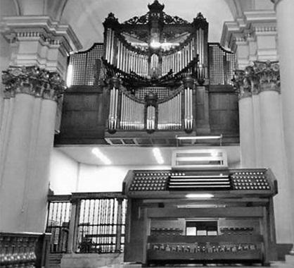 El órgano de la Catedral Primada sonará con 'Bach en Bogotá'