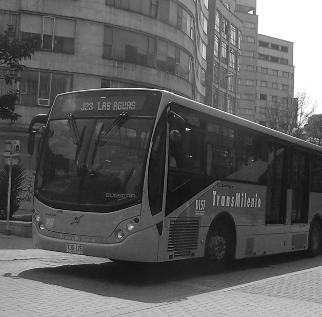 En Colombia los sistemas masivos de transporte público afrontan pérdidas