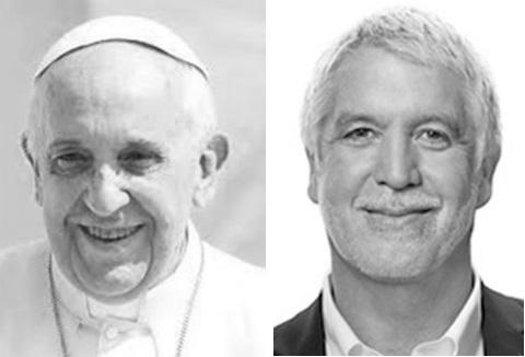 Designarán gerente para visita del Papa a Bogotá