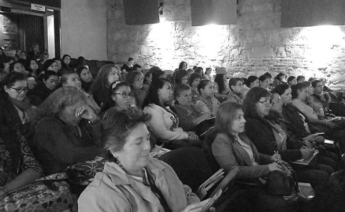 Localidad de Chapinero: Curso de formación en prevención de violencia hacia la mujer