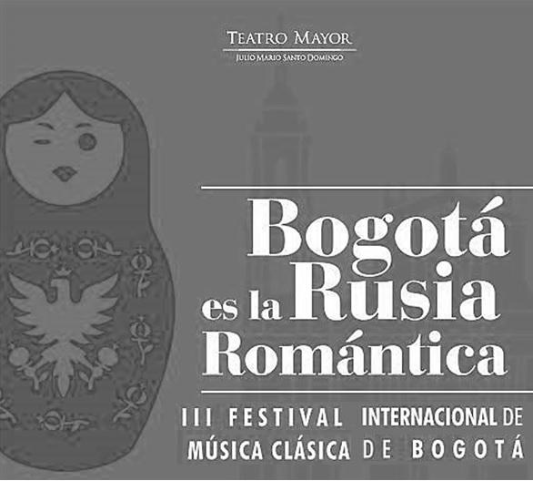 La Música Clásica se  toma a Bogotá