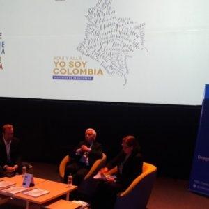 La Unión Europea publica libro de crónicas de europeos residentes en Colombia
