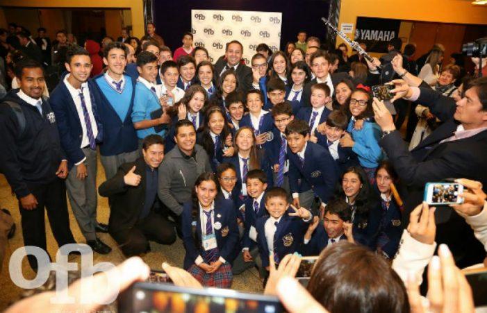 Bogotá sede del Encuentro Distrital de Bandas