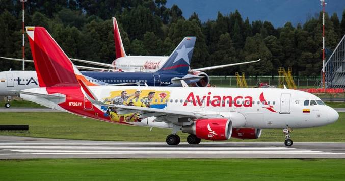 Avianca lanzará servicio de vuelos a Boston y aumentara vuelos a Los Ángeles