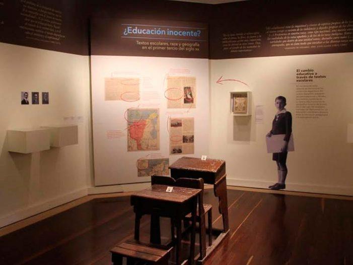 """Hasta el 4 de junio, el Museo Nacional de Colombia presenta la exposición """"¿Educación inocente?"""