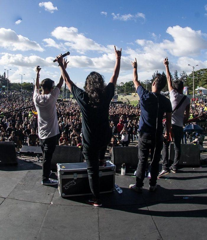 Listo el Festival de Rock al Parque 2017
