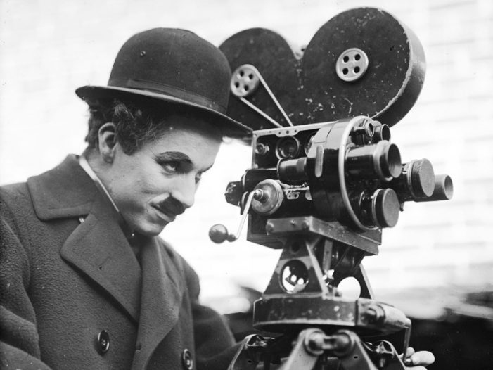 Un genio del cine mudo: Charles Chaplin