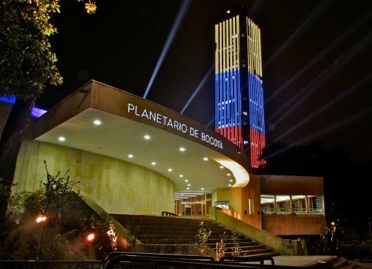 Planetario de Bogotá hará show láser de Pink Floyd, Gustavo Cerati y Led Zeppelin