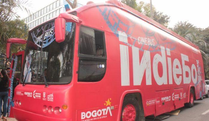IndieBo rodante llega a las 20 localidades de Bogotá