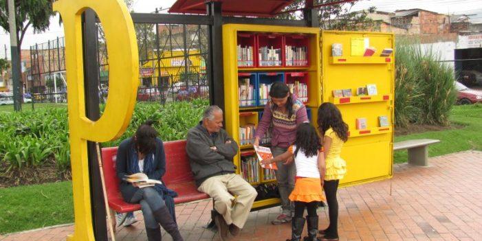 Ubican 71 lugares para leer gratis en Bogotá