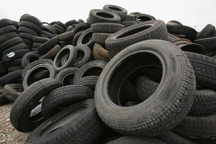 Ministerio de Ambiente reglamenta recolección de llantas usadas