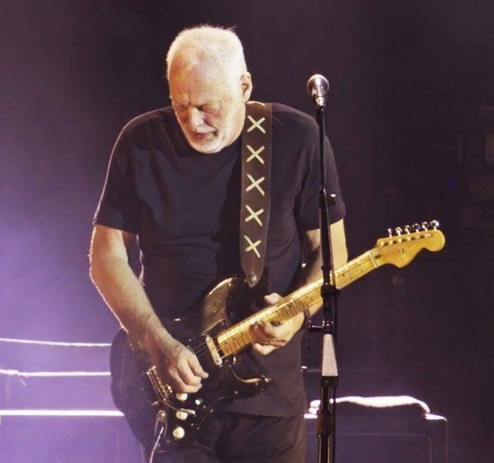 """El """"Live at Pompeii"""" de David Gilmour se estrenará en cines en septiembre"""