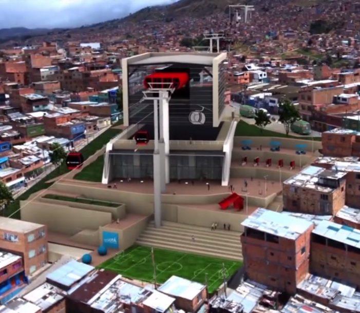 Transmicable modificará el espacio urbano de Ciudad Bolívar