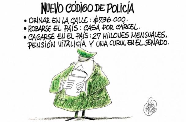 Nuevo Código de Policía…
