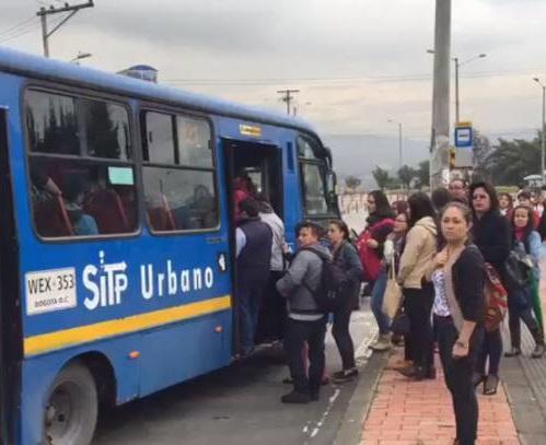 Crisis del transporte público afectará a miles de habitantes de Ciudad Bolívar