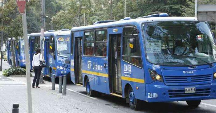 Transporte público de Ciudad Bolívar es el inicio del efecto dominó en toda Bogotá