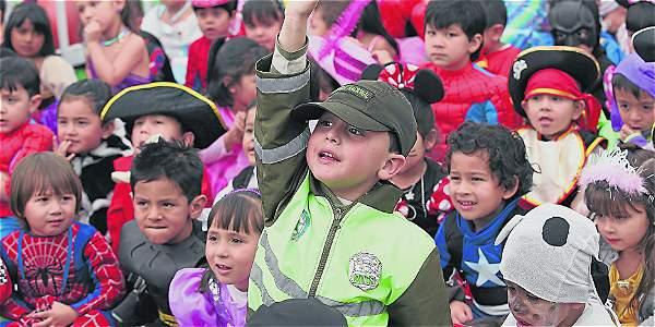 La Fiesta de los Niños se vivirá en Bogotá el 28, 29 y 31 de octubre