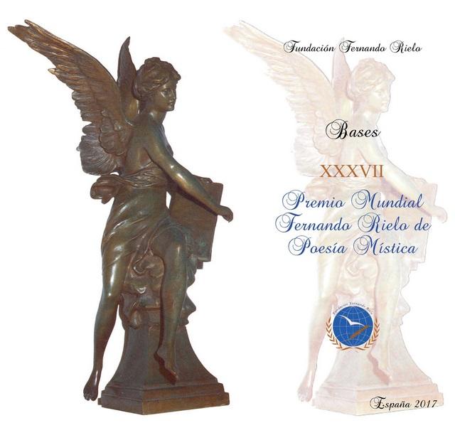 El 15 de octubre acaba el plazo para presentarse al XXXVII Premio Mundial Fernando Rielo de Poesía Mística