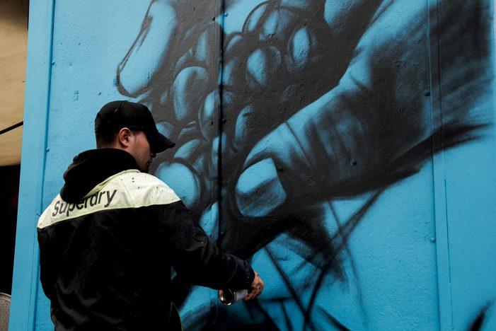 Concurso para grafiteros cierra este viernes 24 de noviembre