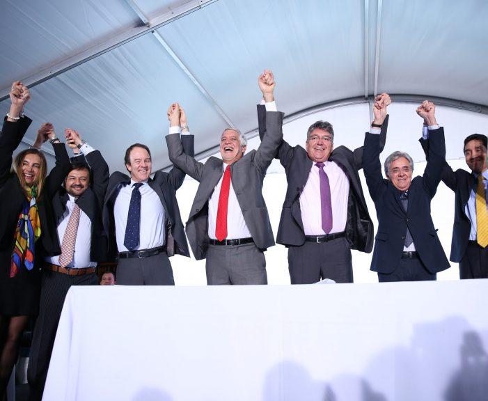 Nación firmó convenio para financiar la construcción del Metro de Bogotá, el Regiotram y el TransMilenio en Soacha.