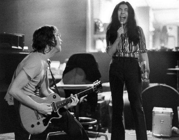 Reconocen oficialmente a Yoko Ono como coautora de Imagine