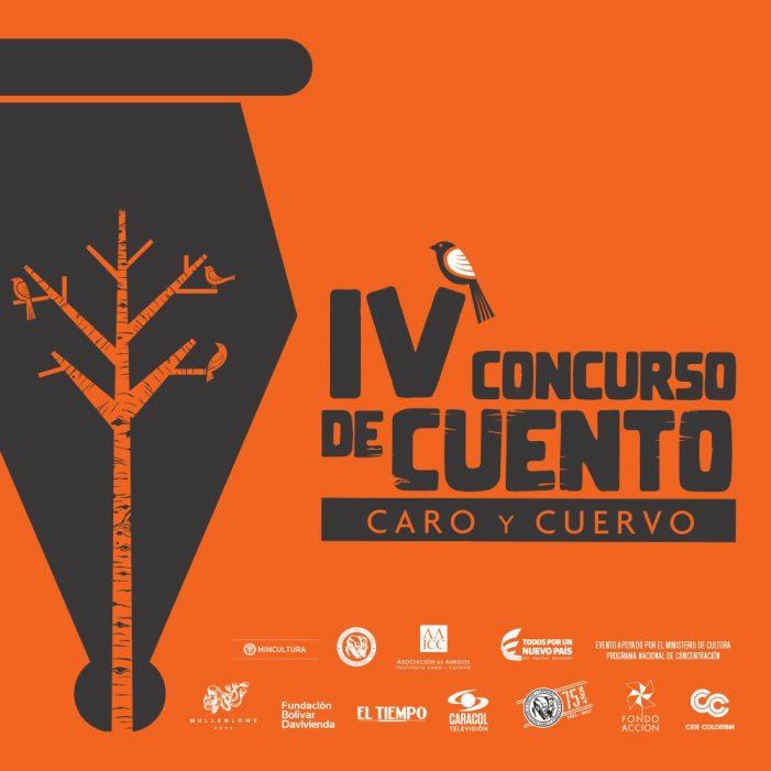 Abierta convocatoria al IV Concurso de Cuento Caro y Cuervo