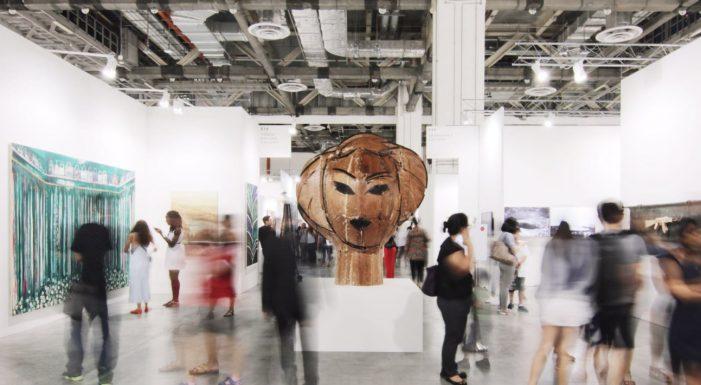 Art Stage de Singapor