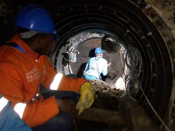 En abril entregarán obras de alcantarillado en sector de Tunjuelito