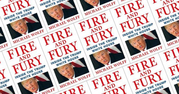 Fuego y Furia de Trump. Lo que dice el libro (y lo que no dice)
