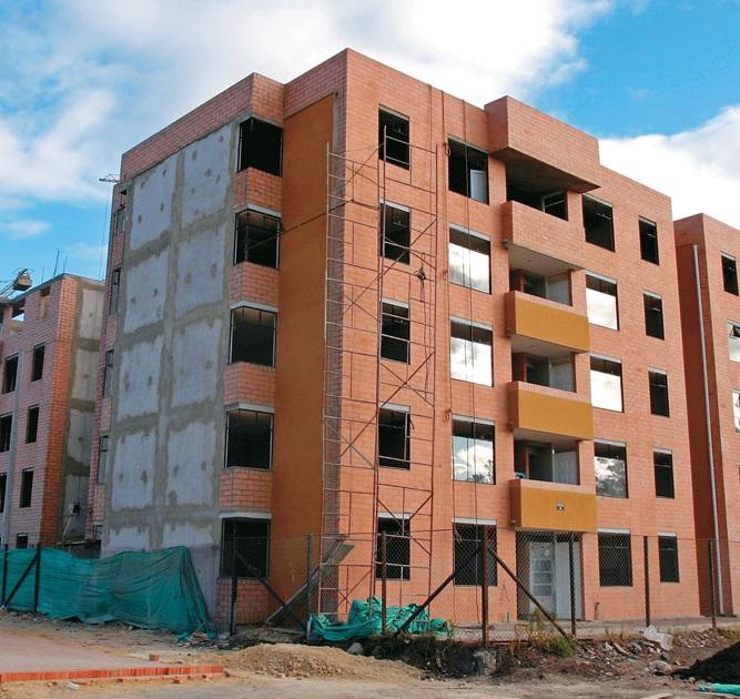 Este año construirán 2.265 casas para familias de escasos recursos de Bogotá