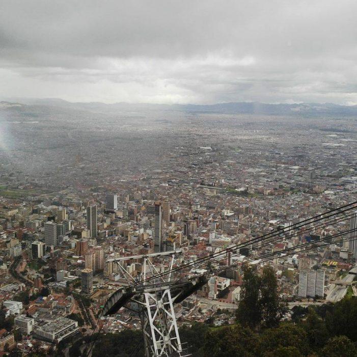 Alerta amarilla en Bogotá por calidad del aire