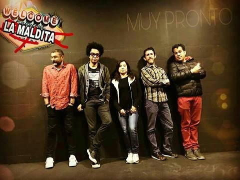 """Segundo Festival de stand-up comedy """"La maldita comedia"""""""