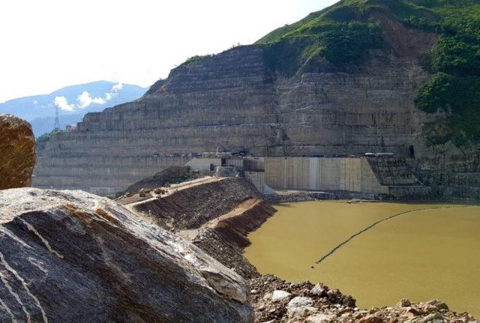 ANLA suspende actividades regulares de construcción de Hidroituango
