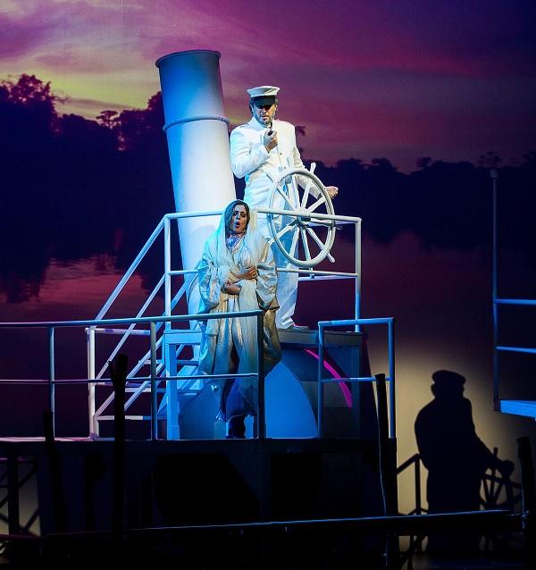 """""""Florencia en el Amazonas"""", la ópera donde el paisaje y el amor son protagonistas"""