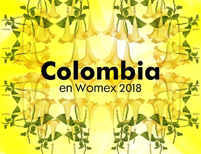 Colombia presente en Womex 2018