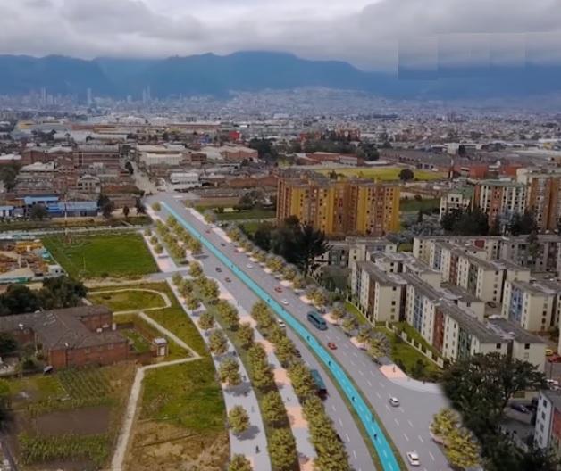 Alcalde Peñalosa anuncia apertura de licitación de megaproyecto de la Avenida Alsacia – Tintal