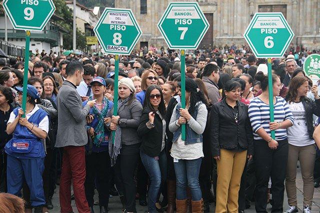 Bogotá lista para realizar el Simulacro Distrital de Evacuación este 24 de octubre