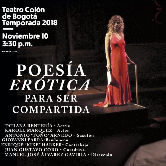 Regresa el erotismo al Teatro Colón