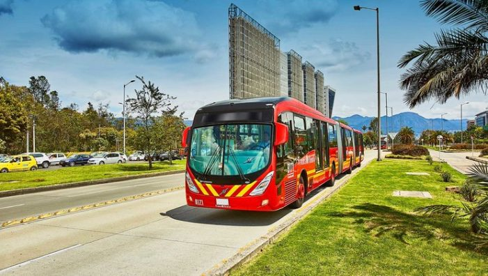 Volvo venderá 700 buses a TransMilenio